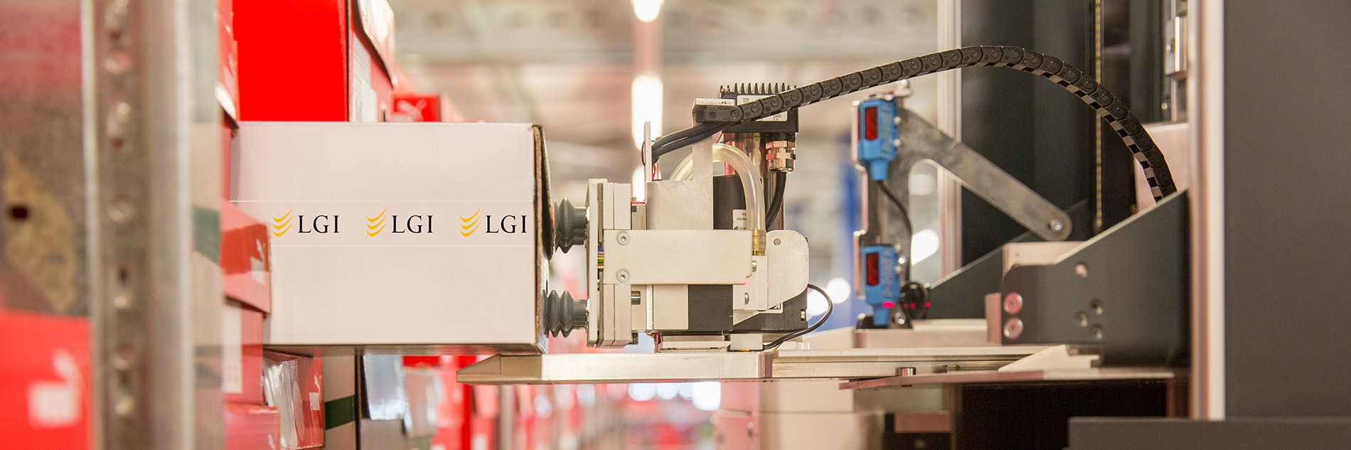 Industry 4.0 in action - LGI