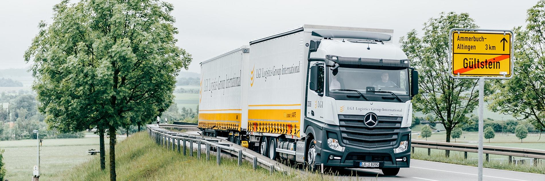 LGI - Transportpartner werden
