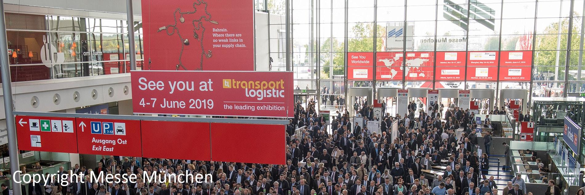 Transport Logistic Messe München