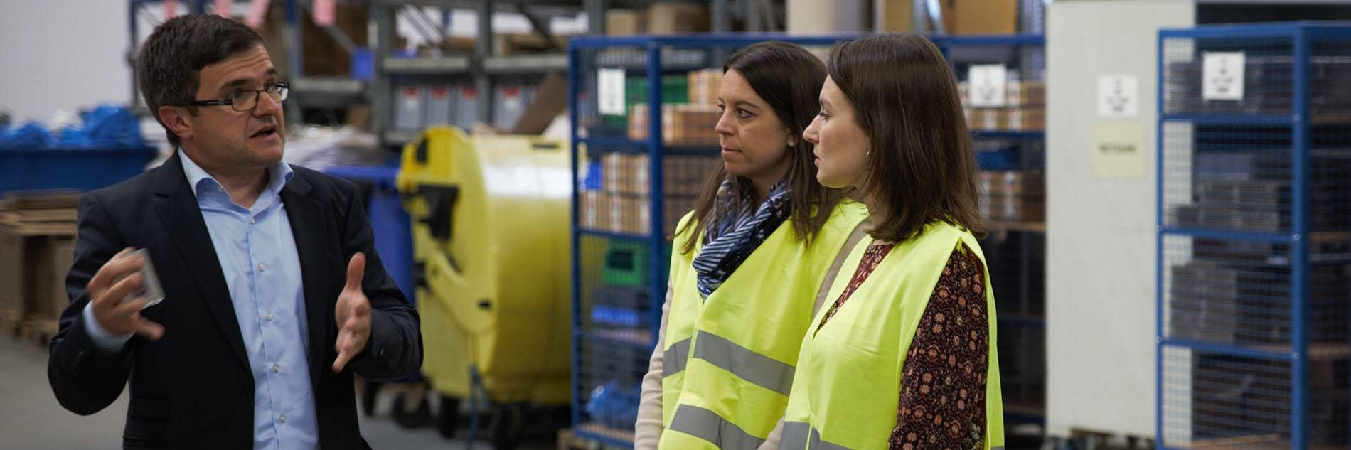 Ladies In Logistics Bei MTU In Überlingen